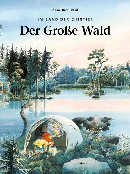 Der große Wald – Lesung mit Anne Brouillard